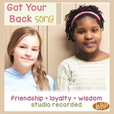 Friendship song: team building pop