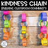 Friendship or Kindness Chain Freebie