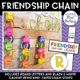 Friendship or Kindness Chain Freebie