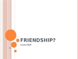 Friendship ppt for Special Needs Classrooms
