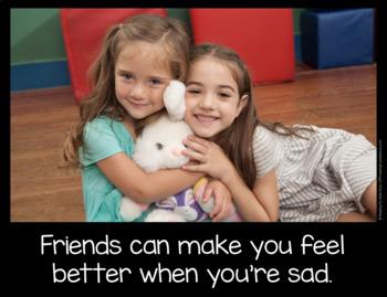 Friendship slideshow - how to be a good friend - social skills - emotional