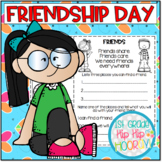 Friendship Day...Perfect for End of the Year Fun or Class Behavior Award!