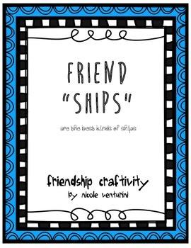 Friendship/Friend SHIPS