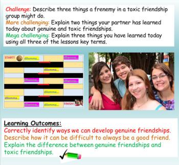 Friendships + Friends