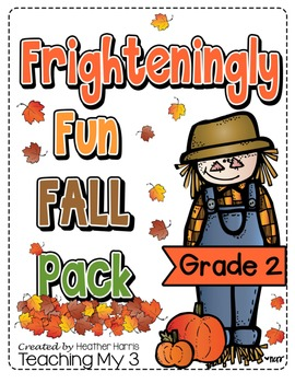 No Prep Fall Pack for 2nd Grade