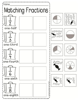 Print and Go Fall Pages for Third Grade