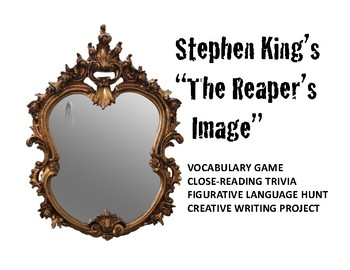 """Frightfully Fun: Stephen King's """"The Reaper's Image"""""""