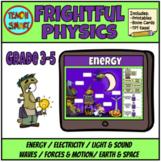 Frightful Physics