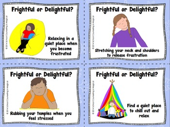 Frightful or Delightful Behavior