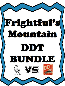 BUNDLE Frightful's Mountain DDT Research Project Resource NYS Grade 6 Module 4