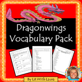 Dragonwings Vocabulary Pack