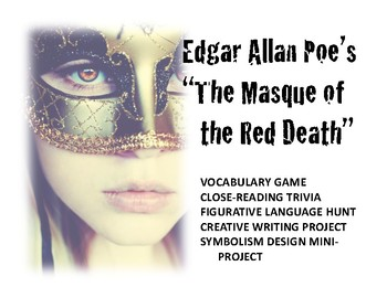 "Frightfully Fun: Edgar Allan Poe's ""The Masque of the Red Death"""