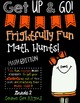 Frightfully Fun Language Arts & Math Hunts BUNDLE-SECOND GRADE EDITION
