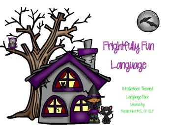 Frightfully Fun Language Pack