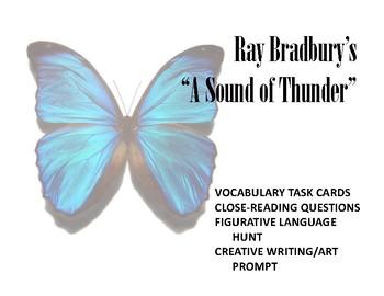 "Frightfully Fun: Ray Bradbury's ""A Sound of Thunder"""