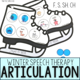 Winter Speech and Language Activities | January Activities | Winter Speech