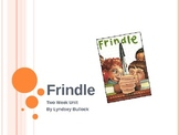 Frindle 10-Day Unit Plan