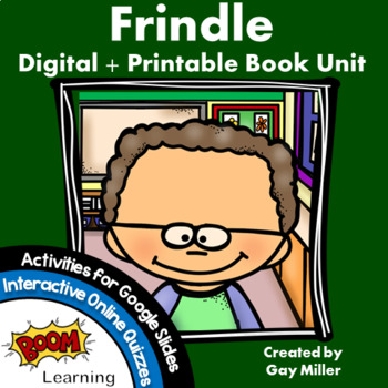Frindle [Andrew Clements] Book Unit
