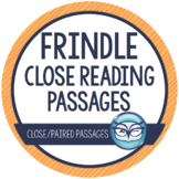 Frindle Close Reading Lessons