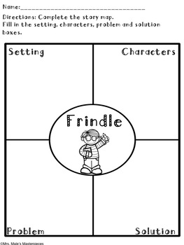 Frindle: A Creative Book Study