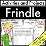 Frindle: Reading Response Activities and Projects