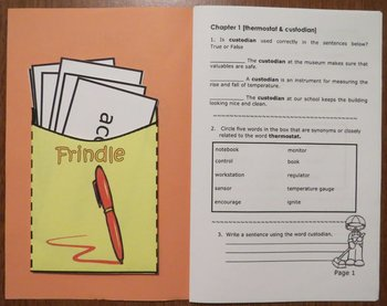 Frindle [Andrew Clements] Abridged Printable Book