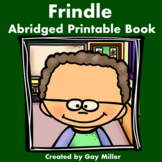 Frindle Abridged Novel Study: vocabulary, comprehension qu