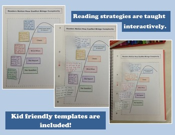 Frindle - Andrew Clements - Interactive Notebook and Novel Study