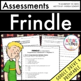 Frindle: Tests, Quizzes, Assessments