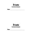 Frindle Book Club