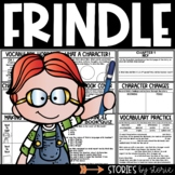 Frindle Book Questions & Vocabulary