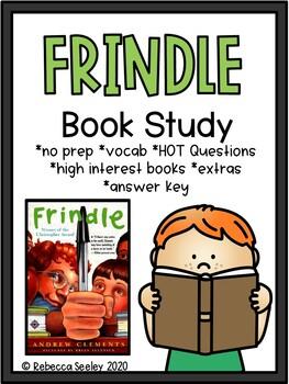 Frindle: Book Study