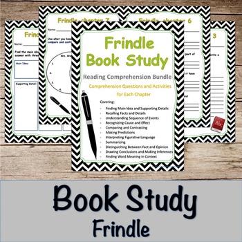 Frindle Book Study