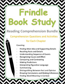 Frindle Book Study
