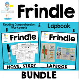 Frindle Bundle- Comprehension Worksheets and Lapbook