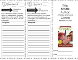 Frindle Bundle (FCAT 2.0 correlated, but use in any classroom)