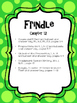 Frindle CCSS Novel Study Unit for Chapter 12