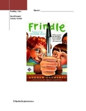 Frindle Chapter by Chapter Review