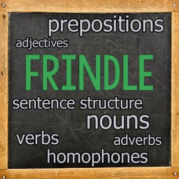 Frindle: Novel Work for Grammar Gurus