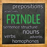 Frindle: Novel Work for Grammar Gurus