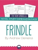 Frindle Companion Pack