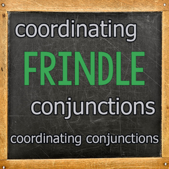 Frindle: Coordinating Conjunctions
