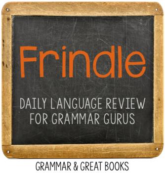Frindle: READ Worksheets