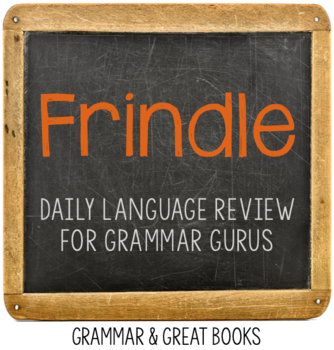 Frindle: Daily Language Review for 3rd Grade