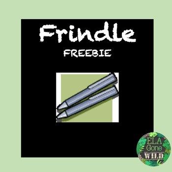 Frindle Freebie