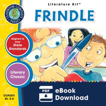 Frindle Gr. 3-4
