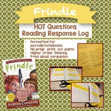 Frindle Higher Order Thinking Questions