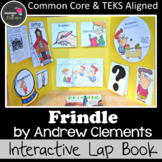 Frindle Interactive Novel Study: Interactive Notebook or Lap Book