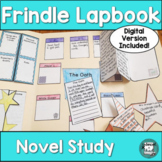 Frindle Lapbook - Novel/Unit Study - Andrew Clements