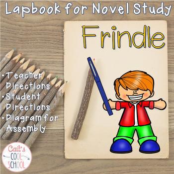Frindle Lapbook for Novel Study